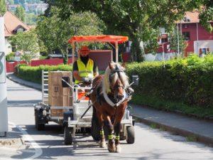 HOTBIN in der Kommune Bardonnex, Genf