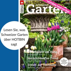 Schweizer Garten & HOTBIN