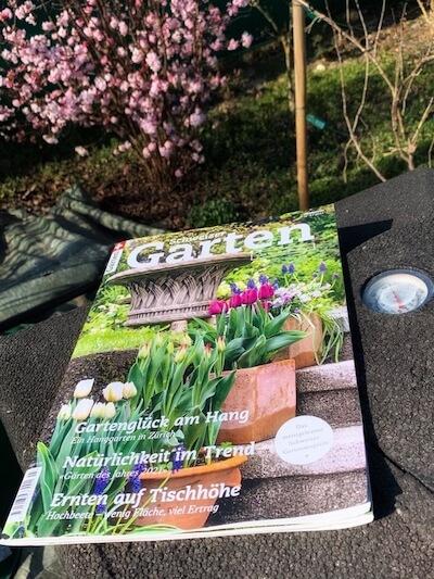 Schweizer Garten March 2021